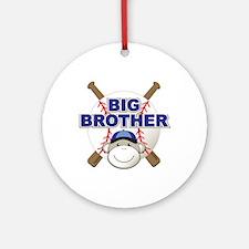 Big Brother Monkey Ornament (Round)