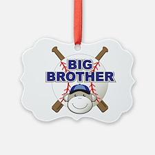 Big Brother Monkey Ornament