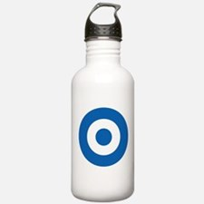 Hellenic Roundel Water Bottle
