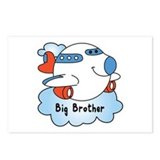Big Brother Jet Postcards (Package of 8)