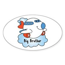 Big Brother Jet Decal