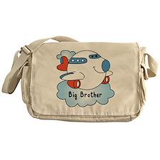 Big Brother Jet Messenger Bag