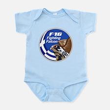 F-16 Falcon Infant Bodysuit