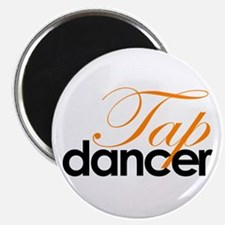 Tap Dancer Magnet
