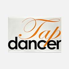Tap Dancer Rectangle Magnet (10 pack)