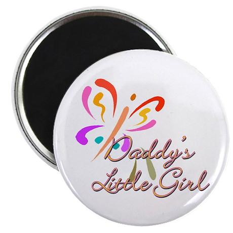 Daddy's Little Girl Magnet