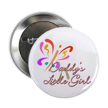 """Daddy's Little Girl 2.25"""" Button (100 pack)"""