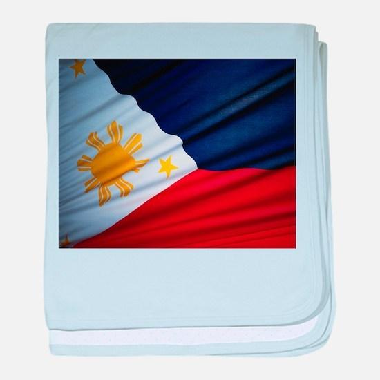 Filipino Pride baby blanket