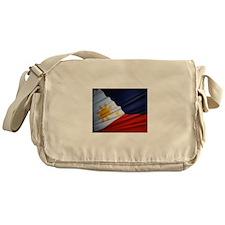 Filipino Pride Messenger Bag