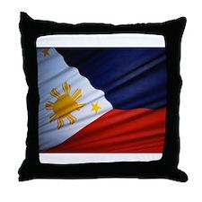 Filipino Pride Throw Pillow