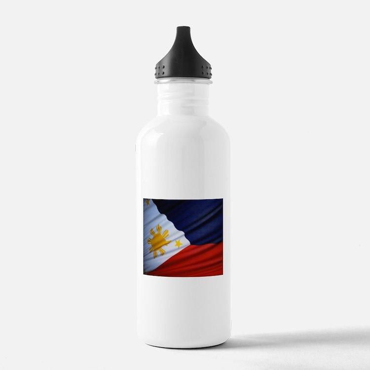 Filipino Pride Water Bottle