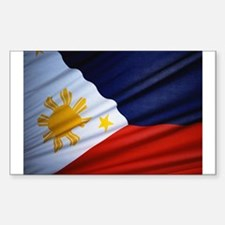 Filipino Pride Decal