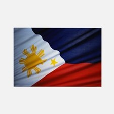 Filipino Pride Rectangle Magnet