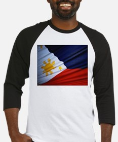Filipino Pride Baseball Jersey