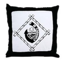 Guam Chamoru Throw Pillow