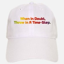 Time Step Baseball Baseball Cap