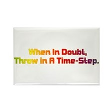 Time Step Rectangle Magnet (10 pack)