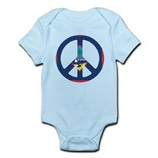 Guam Peace Infant Bodysuit