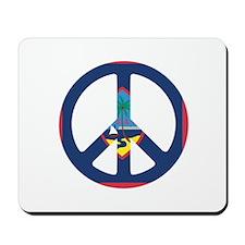 Guam Peace Mousepad