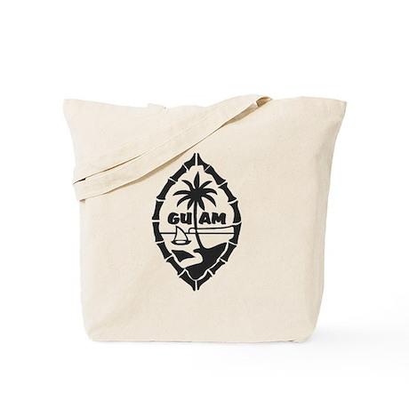Guam Seal Tote Bag