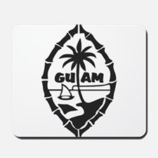 Guam Seal Mousepad