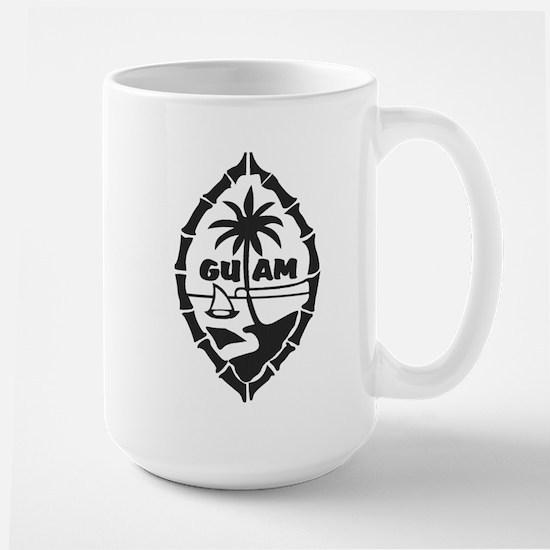 Guam Seal Large Mug