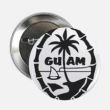"Guam Seal 2.25"" Button"