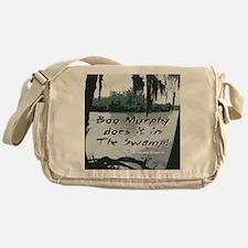 Boo Murphy-Swamp Whisperer Messenger Bag