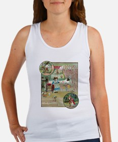 Fairy Tale Collection: Red Riding Hood Women's Tan