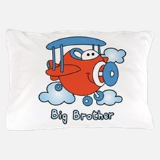 Big Brother Airplane Pillow Case