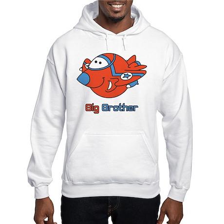 Big Bro Fighter Jet Hooded Sweatshirt