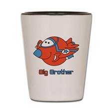 Big Bro Fighter Jet Shot Glass