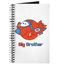 Big Bro Fighter Jet Journal