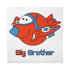 Big Bro Fighter Jet Queen Duvet