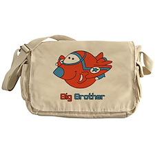 Big Bro Fighter Jet Messenger Bag
