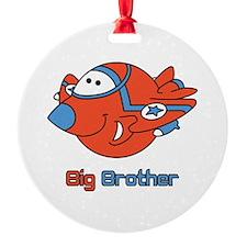 Big Bro Fighter Jet Ornament