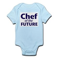 Chef of the Future - Infant Creeper
