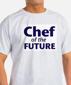 Chef of the Future - Ash Grey T-Shirt