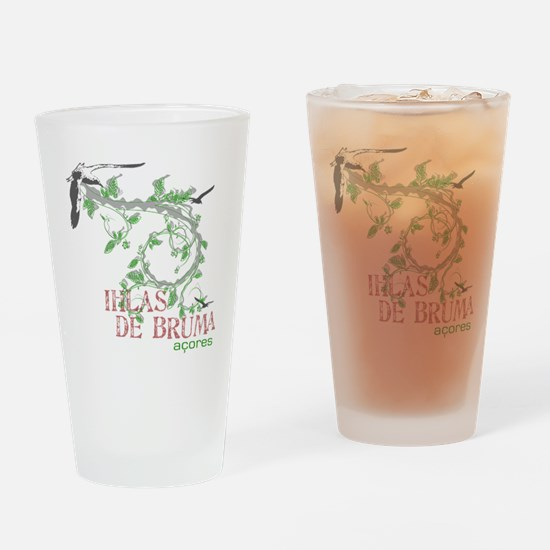 Cute Azores Drinking Glass