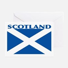 Scotland Flag: St. Andrew's Greeting Cards (10-pk)