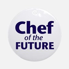Chef of the Future - Ornament (Round)