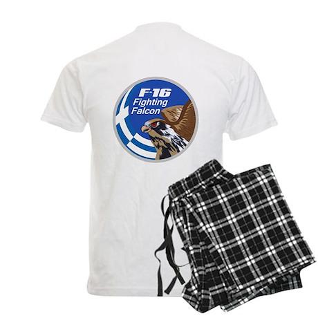 F-16 Falcon Men's Light Pajamas