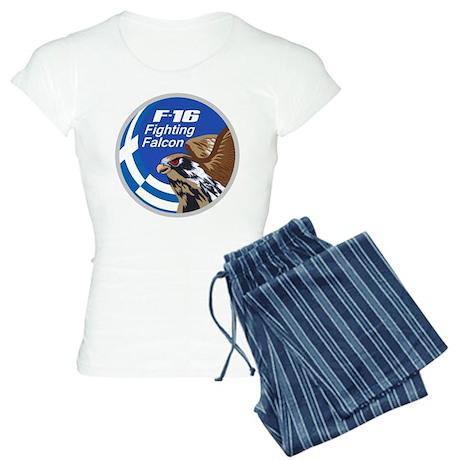 F-16 Falcon Women's Light Pajamas
