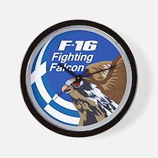 F-16 Falcon Wall Clock