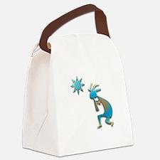 One Kokopelli #54 Canvas Lunch Bag