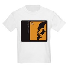 Lenin Communism Kids T-Shirt