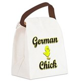 Germany chick Canvas Lunch Bag