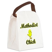 Methodist Chick Canvas Lunch Bag