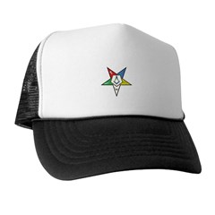 OES Patron Trucker Hat