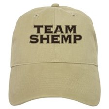 Team Shemp - Khaki Baseball Baseball Cap